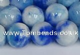 CMJ1198 15.5 inches 12mm round jade beads wholesale