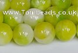 CMJ1207 15.5 inches 10mm round jade beads wholesale