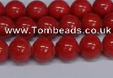 CMJ123 15.5 inches 10mm round Mashan jade beads wholesale