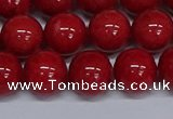 CMJ26 15.5 inches 12mm round Mashan jade beads wholesale