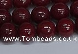 CMJ33 15.5 inches 12mm round Mashan jade beads wholesale