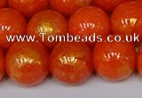 CMJ933 15.5 inches 10mm round Mashan jade beads wholesale