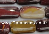 CMK100 15.5 inches 15*30mm rectangle mookaite beads wholesale