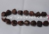 CNG2185 15.5 inches 13*18mm - 15*20mm faceted nuggets agate beads