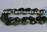CNG2832 15.5 inches 18*25mm - 18*30mm faceted teardrop labradorite beads