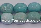 CNG6910 15.5 inches 13*18mm - 15*20mm nuggets amazonite beads