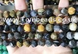 CNG8777 15 inches 8mm faceted nuggets jasper gemstone beads