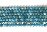 CNG9082 15.5 inches 6mm faceted nuggets apatite gemstone beads