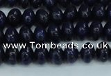 CNL1500 15.5 inches 4*6mm rondelle lapis lazuli beads wholesale