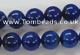 CNL225 15.5 inches 12mm round A- grade natural lapis lazuli beads