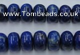CNL725 15.5 inches 9*15mm rondelle natural lapis lazuli gemstone beads