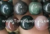 COJ332 15.5 inches 8mm round Indian bloodstone beads wholesale