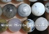 COP1555 15.5 inches 6mm round opal gemstone beads wholesale