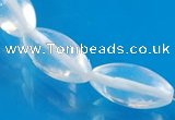 COP38 10*20mm rice translucent opal gemstone beads Wholesale