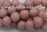 COP53 15.5 inches 10mm round natural pink opal gemstone beads