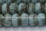 CPL104 15.5 inches 5*8mm rondelle linden beads wholesale