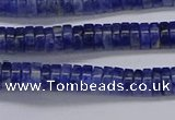 CRB1020 15.5 inches 2*4mm heishi sodalite beads wholesale
