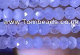 CRB2626 15.5 inches 2*3mm faceted rondelle aquamarine beads