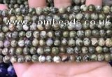 CRH561 15.5 inches 6mm round rhyolite beads wholesale
