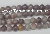 CRO15 15.5 inches 6mm round lilac jasper beads wholesale
