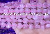 CRQ431 15.5 inches 12*12mm heart rose quartz beads wholesale