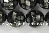 CSB4025 15.5 inches 12mm ball abalone shell beads wholesale