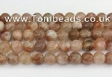 CSS765 15.5 inches 10mm round golden sunstone beads wholesale