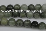 CSW03 15.5 inches 8mm round seaweed quartz beads wholesale