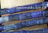 CTB824 15.5 inches 2*4mm tube sodalite beads wholesale