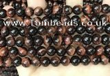CTE2170 15.5 inches 8mm round red tiger eye beads wholesale