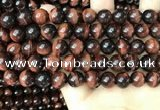 CTE2171 15.5 inches 10mm round red tiger eye beads wholesale