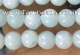 CTG1593 15.5 inches 4mm round amazonite gemstone beads wholesale