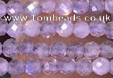 CTG1618 15.5 inches 2mm faceted round tiny labradorite beads