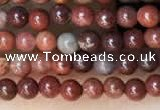 CTG2010 15 inches 2mm,3mm red jasper beads wholesale