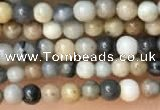 CTG2013 15 inches 2mm,3mm picasso jasper beads