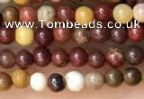 CTG2014 15 inches 2mm,3mm mookaite gemstone beads