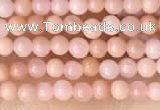 CTG2031 15 inches 2mm,3mm natural pink opal beads