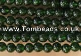 CTG2037 15 inches 2mm,3mm green goldstone beads wholesale