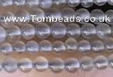 CTG2046 15 inches 2mm,3mm grey agate gemstone beads