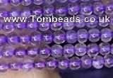 CTG2065 15 inches 2mm,3mm natural amethyst quartz gemstone beads
