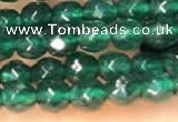 CTG2225 15 inches 2mm,3mm faceted round candy jade beads