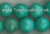 CWB865 15.5 inches 8mm round howlite turquoise beads wholesale