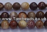 CWJ431 15.5 inches 6mm round wood jasper beads wholesale