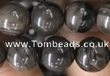 CWJ552 15.5 inches 8mm round coffee wood jasper beads wholesale