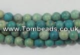 CXH101 15.5 inches 6mm round dyed Xiang He Shi gemstone beads