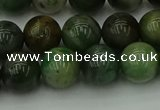 CXJ403 15.5 inches 10mm round Xinjiang jade beads wholesale