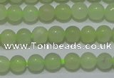 CXJ500 15.5 inches 4mm round New jade beads wholesale